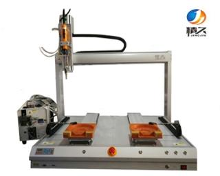 桌面型锁螺丝机器人