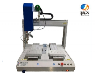 Cabinet screw machine